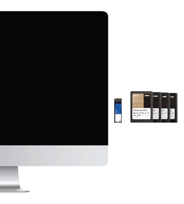 iMac SSD Upgrade Lewisville