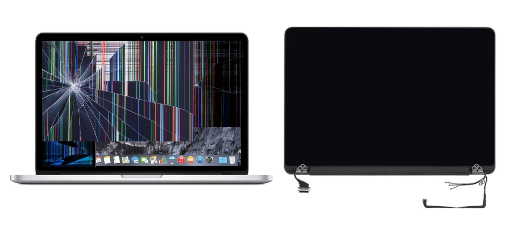 MacBook Screen Repair and Replacement Service Lewisville